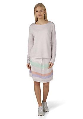 - Sweatshirt aus Modal mit Bio-Baumwolle