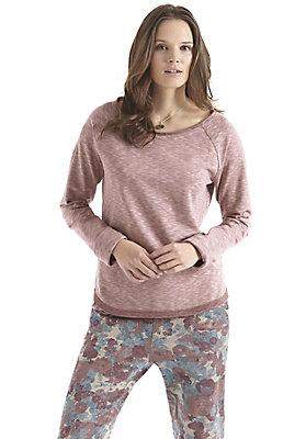 damen-neuheiten-herbst-kollektion-2014 - Sweatshirt aus reiner Bio-Baumwolle