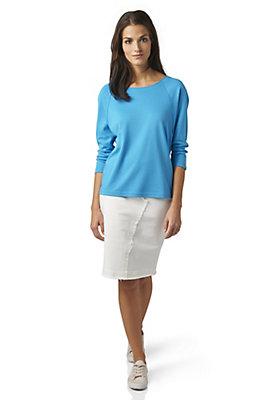 - Sweatshirt für Sie aus Bio-Baumwolle und Modal