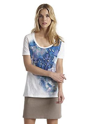 - T-Shirt aus reiner Bio-Baumwolle