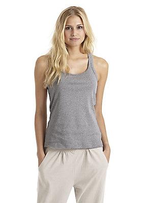 neu-damen-loungewear-sportswear - Top aus reiner Bio-Baumwolle