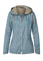 Damen Jacke Raincare aus reiner Bio-Baumwolle