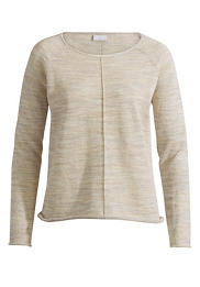Damen Pullover aus reinem Alpaka