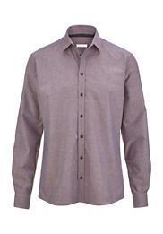 Herren Hemd Modern Fit aus Bio-Baumwolle mit Hanf und Yakwolle
