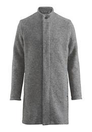 Herren Mantel aus reiner Schurwolle
