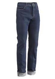 Jeans Selvedge aus reinem Bio-Denim