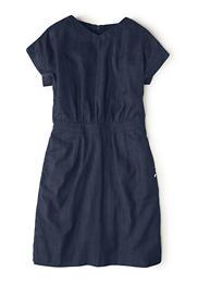 Jeanskleid Mini Me aus reiner Bio-Baumwolle
