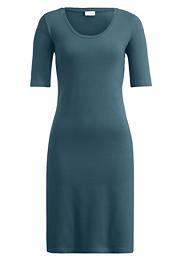 Jersey-Kleid aus Bio-Baumwolle