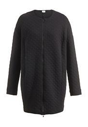 Jersey-Mantel aus reiner Bio-Baumwolle