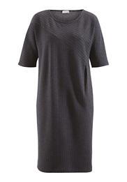 Kleid aus Bio-Schurwolle mit Bio-Baumwolle