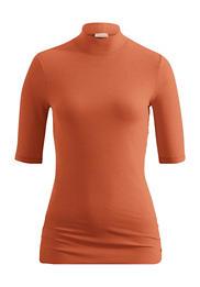 Shirt aus Modal mit Schurwolle