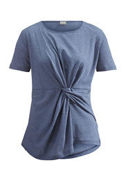 Shirt aus reiner Bio-Baumwolle