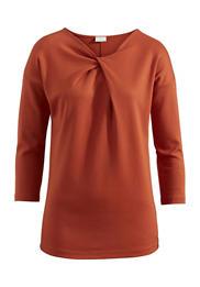 Sweatshirt aus Bio-Baumwolle und Modal