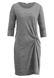 Wolljersey-Kleid aus reiner Bio-Schurwolle