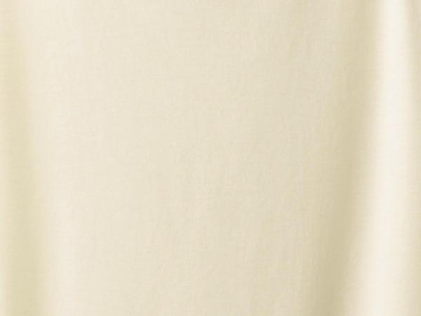 Achselshirt aus Seide mit Bio-Baumwolle