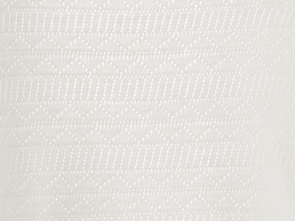 Ajour-Top aus reiner Bio-Baumwolle