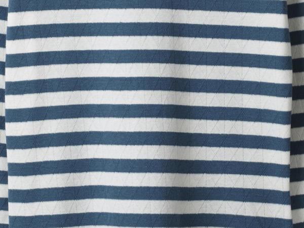 Ajour shirt made of organic cotton