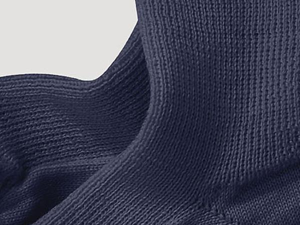 Baby Socke aus reiner Bio-Merinowolle