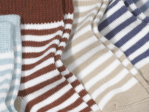Baby Socke im 5er-Pack aus Bio-Baumwolle