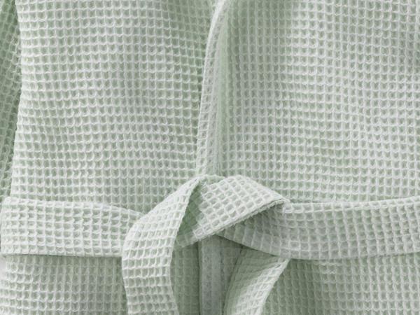 Bademantel aus reiner Bio-Baumwolle