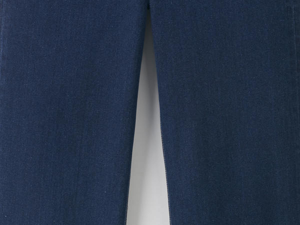 Betterecycling Jeans Barrel Leg aus Bio-Denim