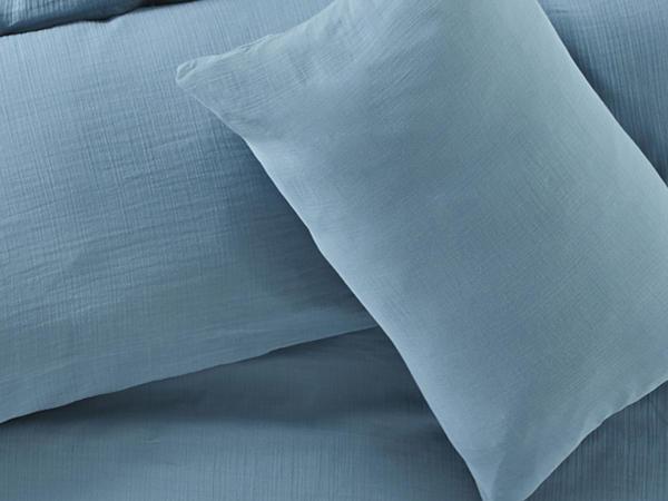 Bettwäsche aus reiner Bio-Baumwolle