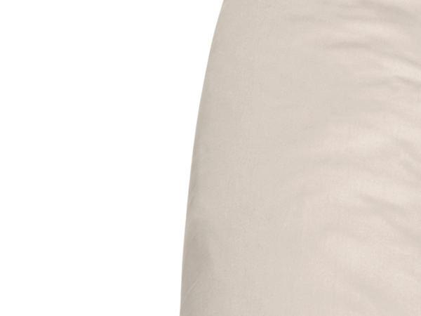 Bezug für Seitenschläferkissen aus reiner Bio-Baumwolle