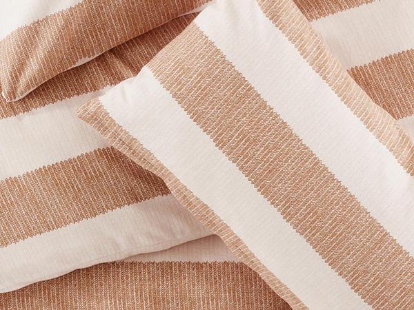 Biber-Bettwäsche Seon aus reiner Bio-Baumwolle