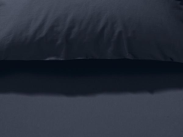 Biber-Spannbetttuch aus reiner Bio-Baumwolle