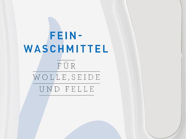 Bio-Feinwaschmittel für Wolle und Seide
