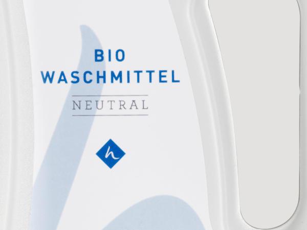 Bio-Waschmittel neutral