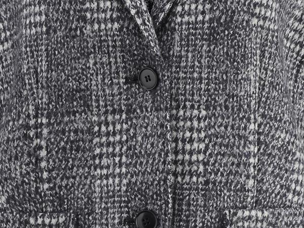 Blazer aus reiner Schurwolle