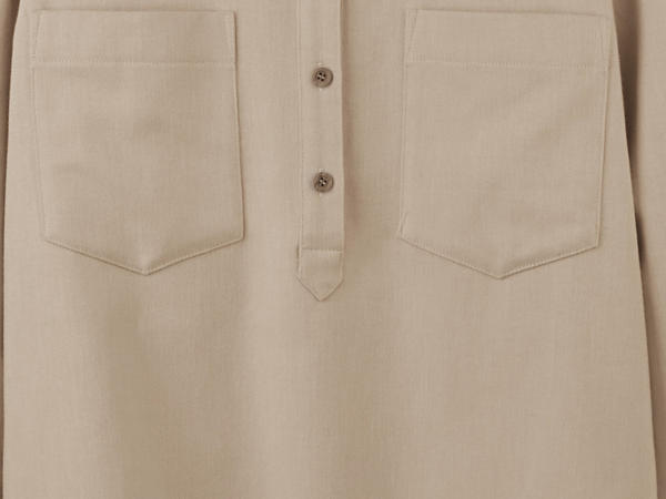 Blouse made from pure organic cotton