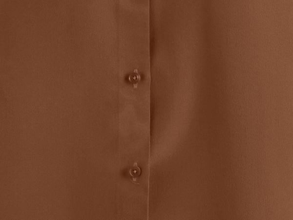 Bluse aus reiner Seide
