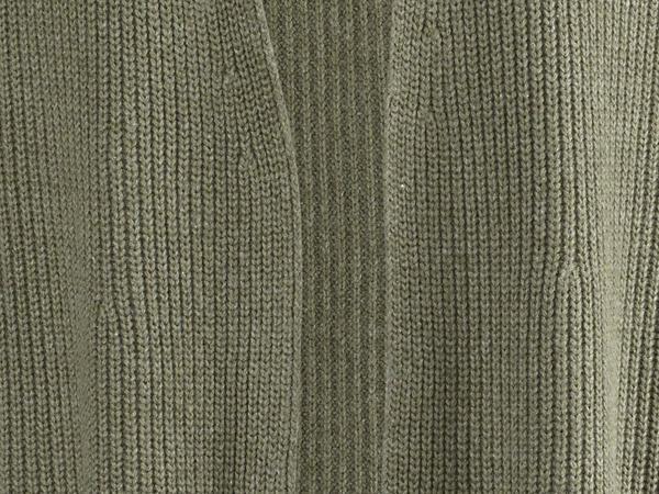 Cardigan made of organic cotton and silk