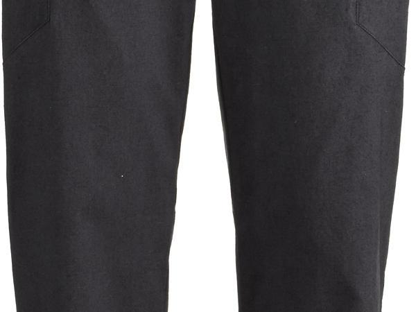 Cargo pants made of organic cotton with hemp
