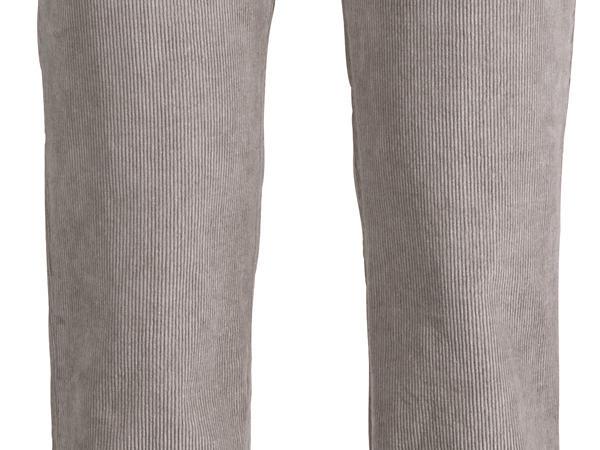 Cord-Hose aus Hanf mit Bio-Baumwolle