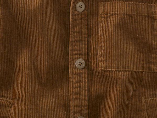 Cordjacke aus Hanf mit Bio-Baumwolle