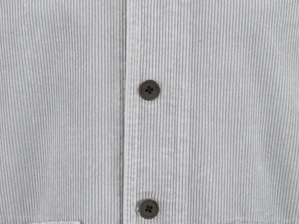 Cordjacke aus reiner Bio-Baumwolle