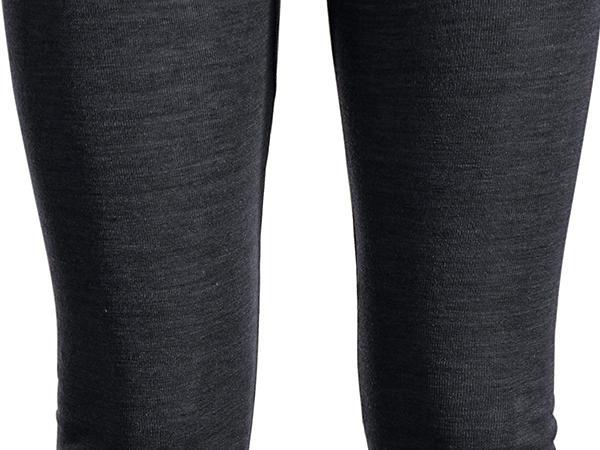 Damen Leggings PureMIX aus Bio-Merinowolle mit Seide