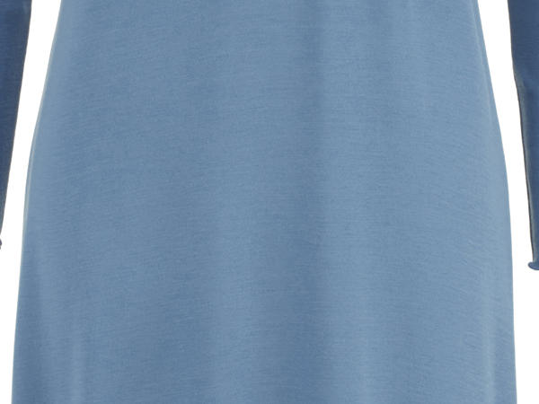 Damen Nachthemd PureWOMAN aus Bio-Merinowolle und Seide