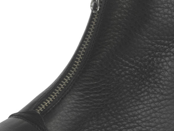 Damen Stiefelette aus Leder