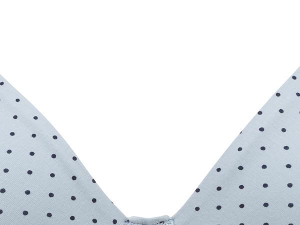 Damen T-Shirt-BH aus Bio-Baumwolle