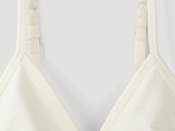 Damen Triangel-BH aus Bio-Baumwolle