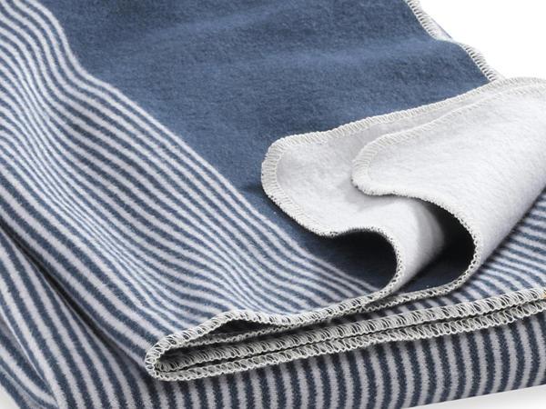 Decke Fünen aus reiner Bio-Baumwolle
