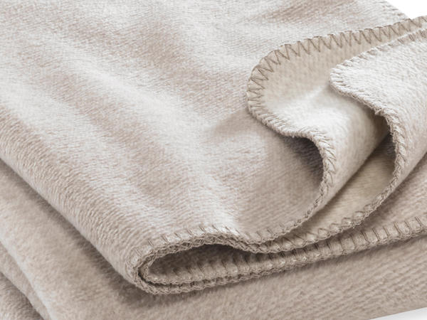Decke Malmö aus reiner Bio-Baumwolle