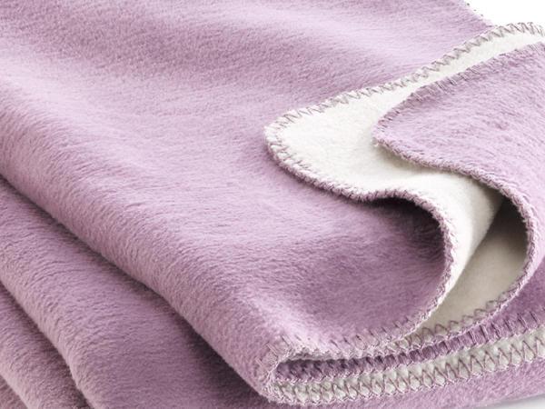 Decke Wender aus reiner Bio-Baumwolle