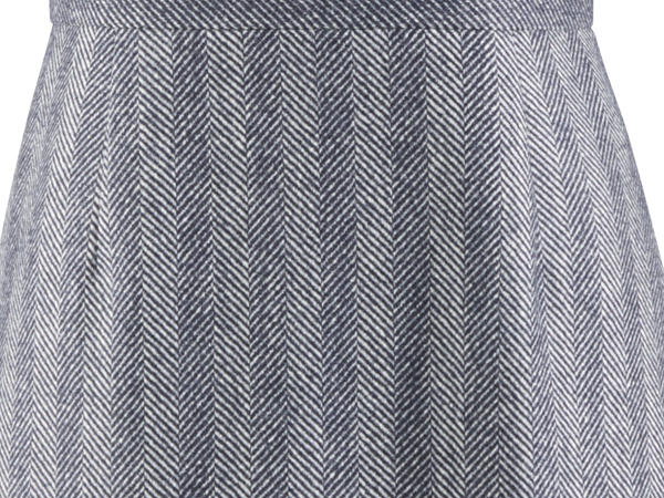 Etuikleid aus reiner Schurwolle