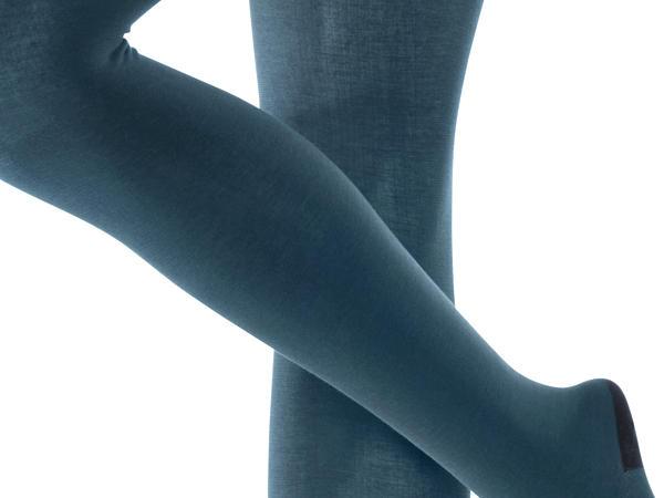 Feinstrumpfhose aus Bio-Baumwolle
