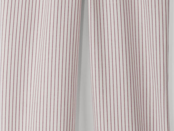 Flannel pajama pants made from pure organic cotton